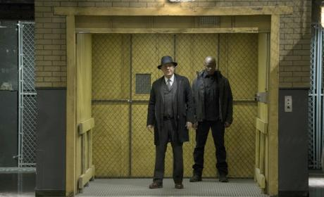 "The Blacklist Photos from ""The Architect"""
