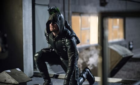 The Arrow Bows Down! Season 5 Episode 3