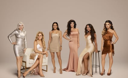 Watch The Real Housewives of New Jersey Online: Licked Up and Down