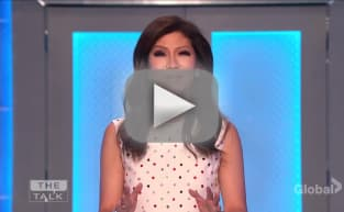 Julie Chen Exits The Talk: Watch Her Emotional Goodbye
