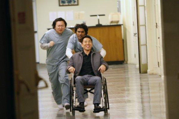 Mohinder, Ando and Hiro