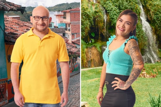 Mike and Ximena