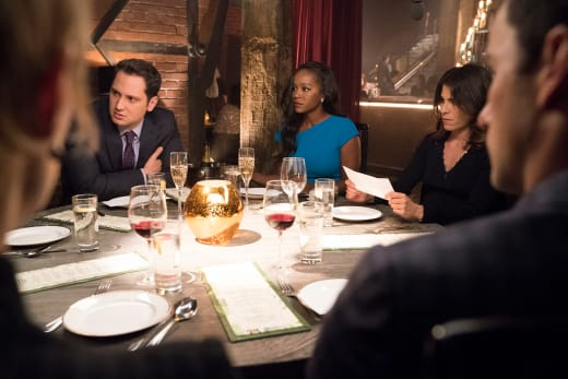 A Dinner From Hell - How to Get Away with Murder Season 4 Episode 1