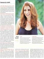 Kate Walsh in InStyle