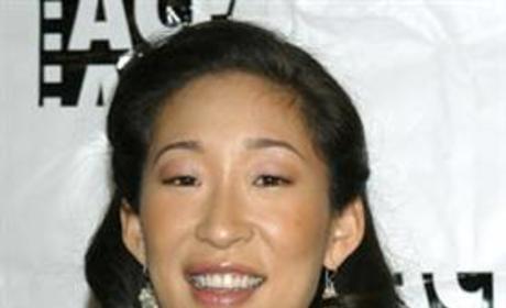 Sandra Oh Photo
