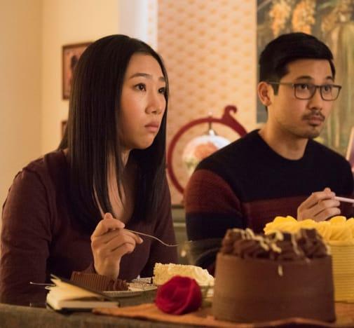 Nicky and Ryan - Kung Fu Season 1 Episode 2