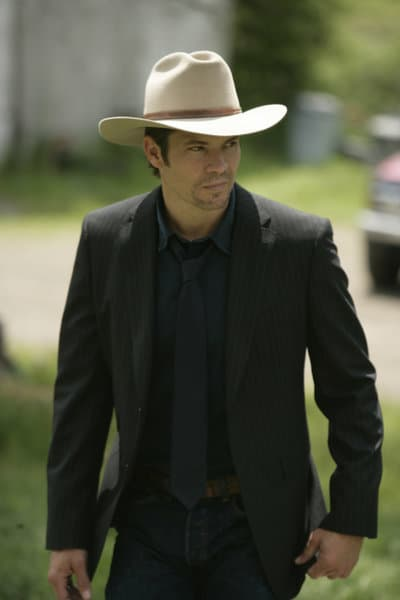 Raylan Givens Picture
