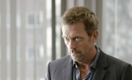 Hugh Laurie Tease House Trauma
