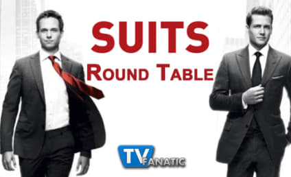 "Suits Round Table: ""Discovery"""