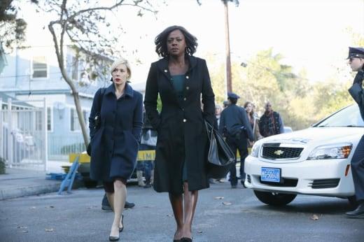Power Walk - How To Get Away With Murder Season 1 Episode 10
