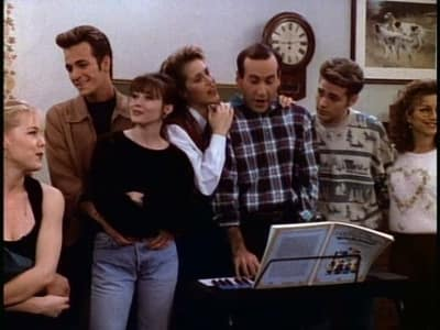 The Walshes- Beverly Hills 90210
