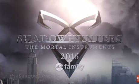 Shadowhunters Series