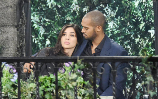 Gabi and Eli - Days of Our Lives