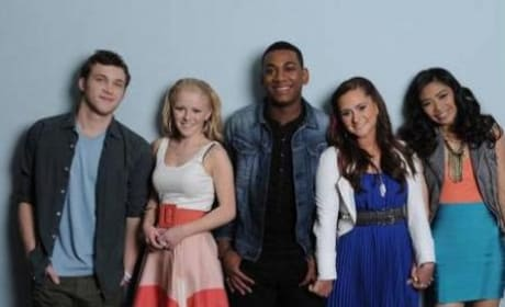 The American Idol Five