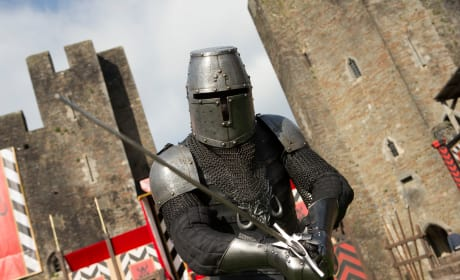 A Knight in Not-So-Shiny Armor - Doctor Who Season 8 Episode 3