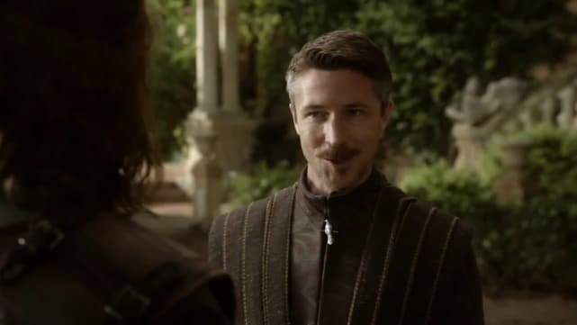 Petyr Baelish/Littlefinger - Games of Thrones
