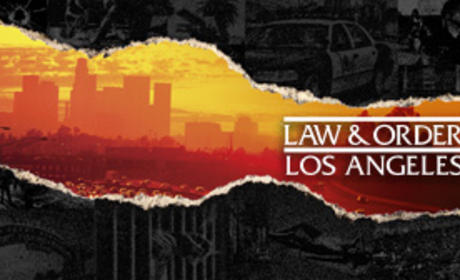 Law & Order: Los Angeles Logo