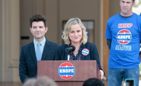 Vote for Leslie Knope