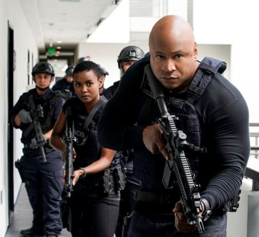 Leading an Assault - NCIS: Los Angeles Season 9 Episode 7
