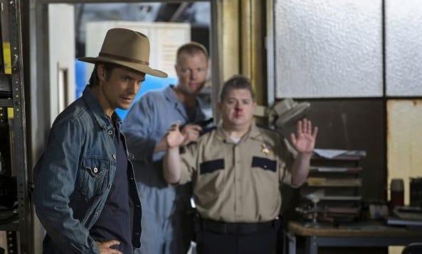 Justified Season 4 Premiere Pic