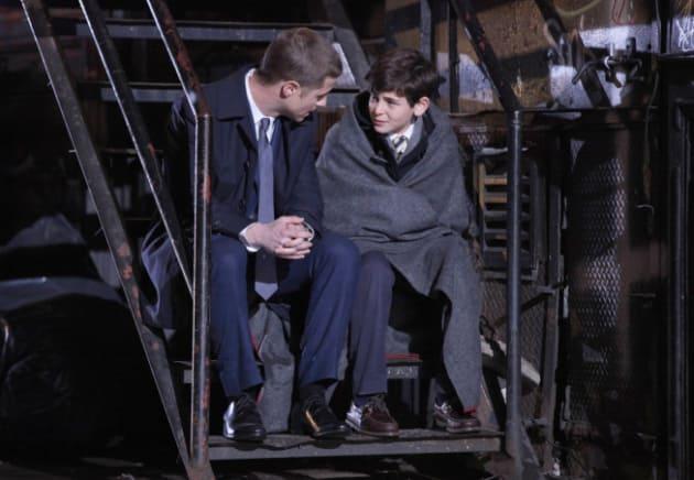 Gordon and Wayne