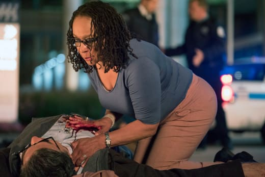 Saving Dr. Charles - Chicago Med