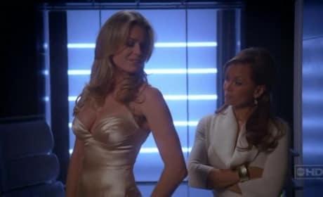 Wilhelmina and Alexis