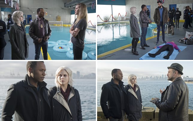 Pool investigation izombie s2e17