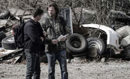 Watch Supernatural Online: Season 13 Episode 22