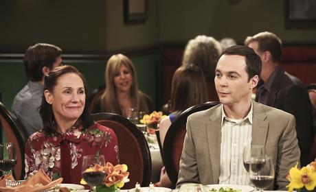 Sheldon's Mom is Back Too - The Big Bang Theory Season 9 Episode 24