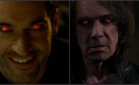 Supernatural vs. Lucifer: A Satanic Showdown!