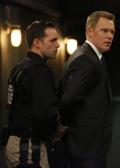 Ressler Arrested - The Blacklist Season 6 Episode 21
