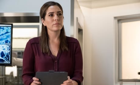 Zapata Comforts Patterson - Blindspot Season 3 Episode 3