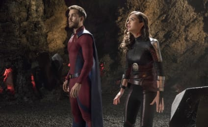 Supergirl Season 3 Episode 17 Review: Trinity