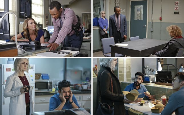 Investigation time izombie s2e12