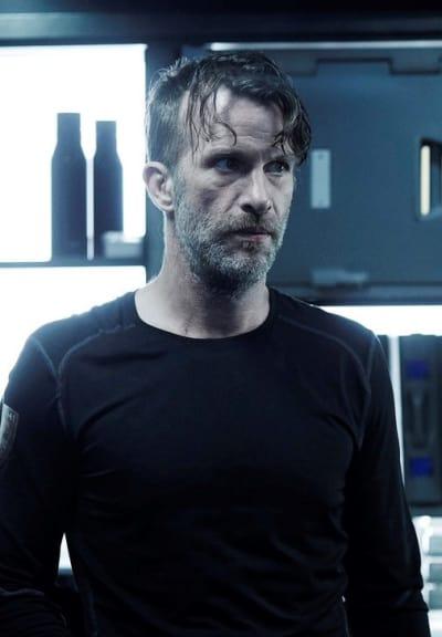 Haircut - The Expanse Season 2 Episode 1