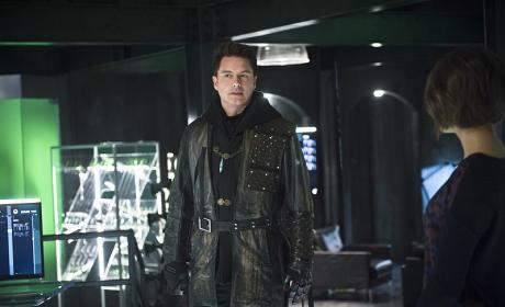 That Look - Arrow Season 4 Episode 18