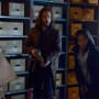 Ichabod and Abbie Search for Kent - Sleepy Hollow Season 2 Episode 15