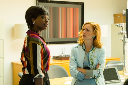 Tanya and Donna - Halt and Catch Fire Season 4 Episode 4
