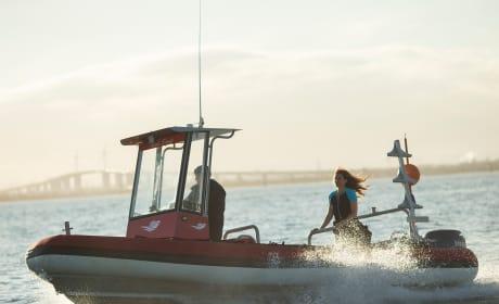 Scuba Diving - The Leftovers Season 3 Episode 6