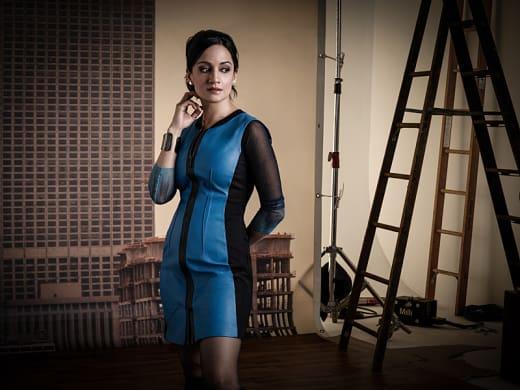 Archie Panjabi as Kalinda Sharma - The Good Wife