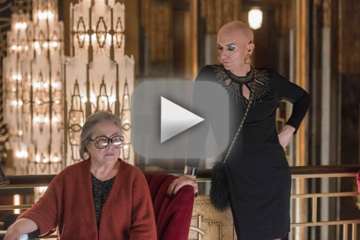 American Horror Story Season 5 Episode 12 Review: Be Our Guest - TV