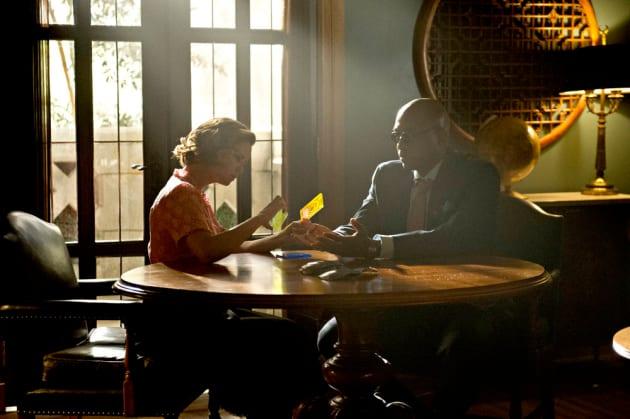 Card game? - The Magicians Season 2 Episode 4