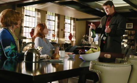 Where's Beckett? - Castle