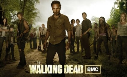 The Walking Dead Renewed for Season 4; Glen Mazzara Steps Down as Showrunner