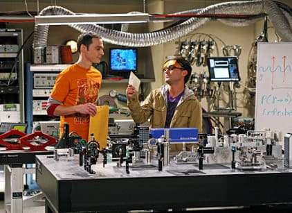 Watch The Big Bang Theory Season 4 Episode 6 Online