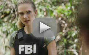 Criminal Minds Sneak Peek: A Rocky Situation