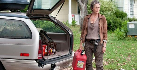 Fuel Degradation (The Walking Dead)