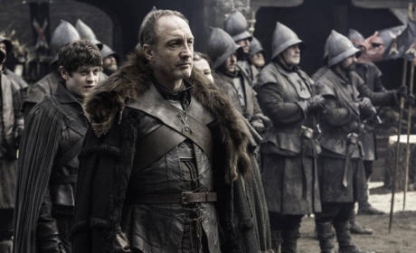 Roose Bolton Waits - Game of Thrones Season 5 Episode 3