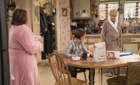 Beverly - Roseanne Season 10 Episode 6